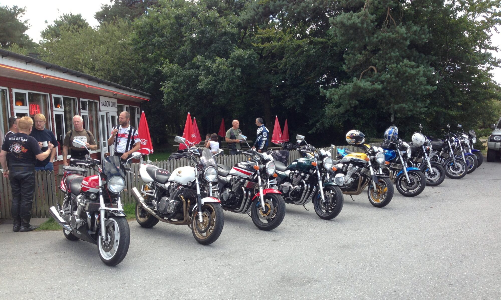 Yamaha XJR Owners Club